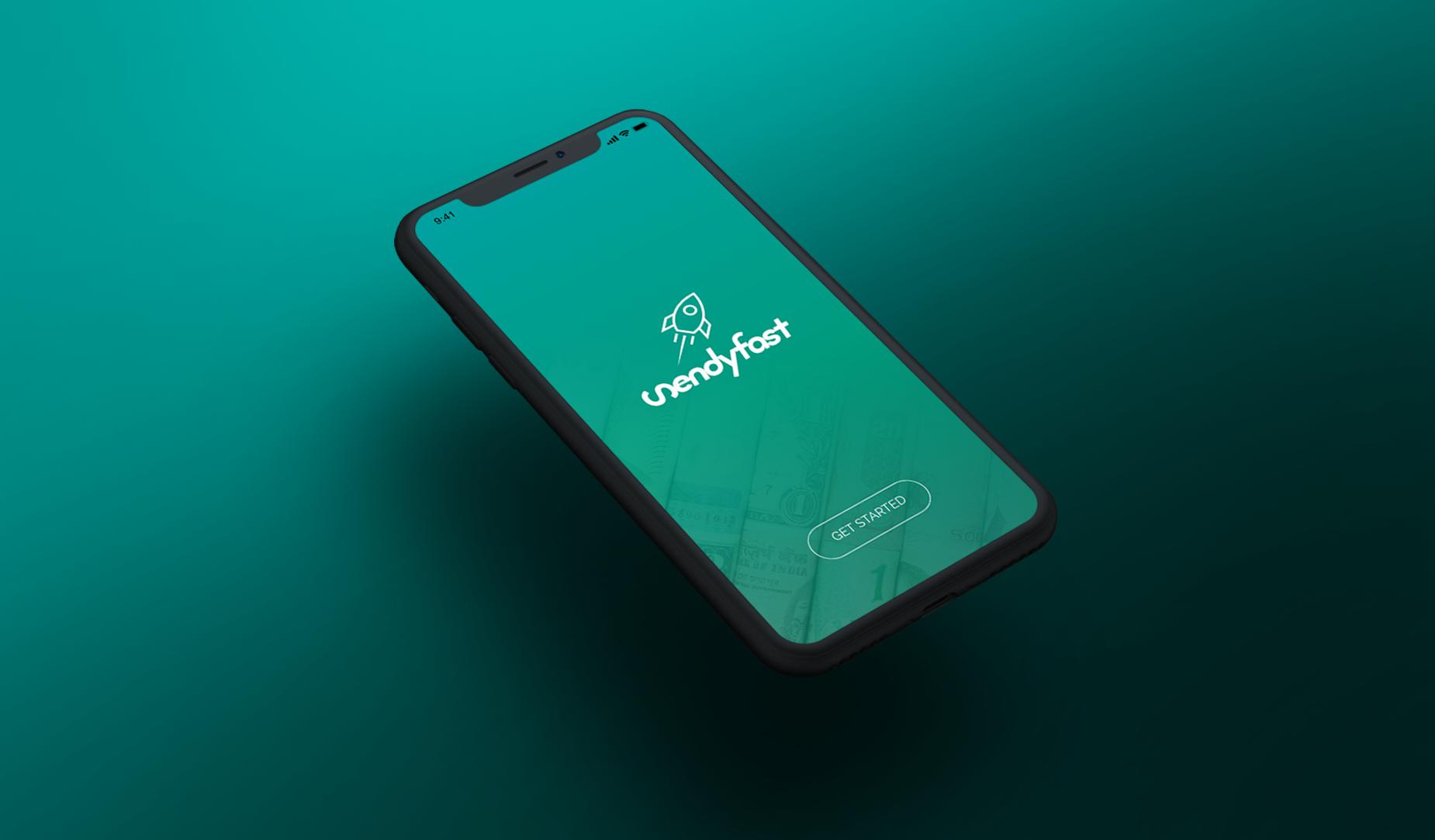 Sendyfast - Mobile App