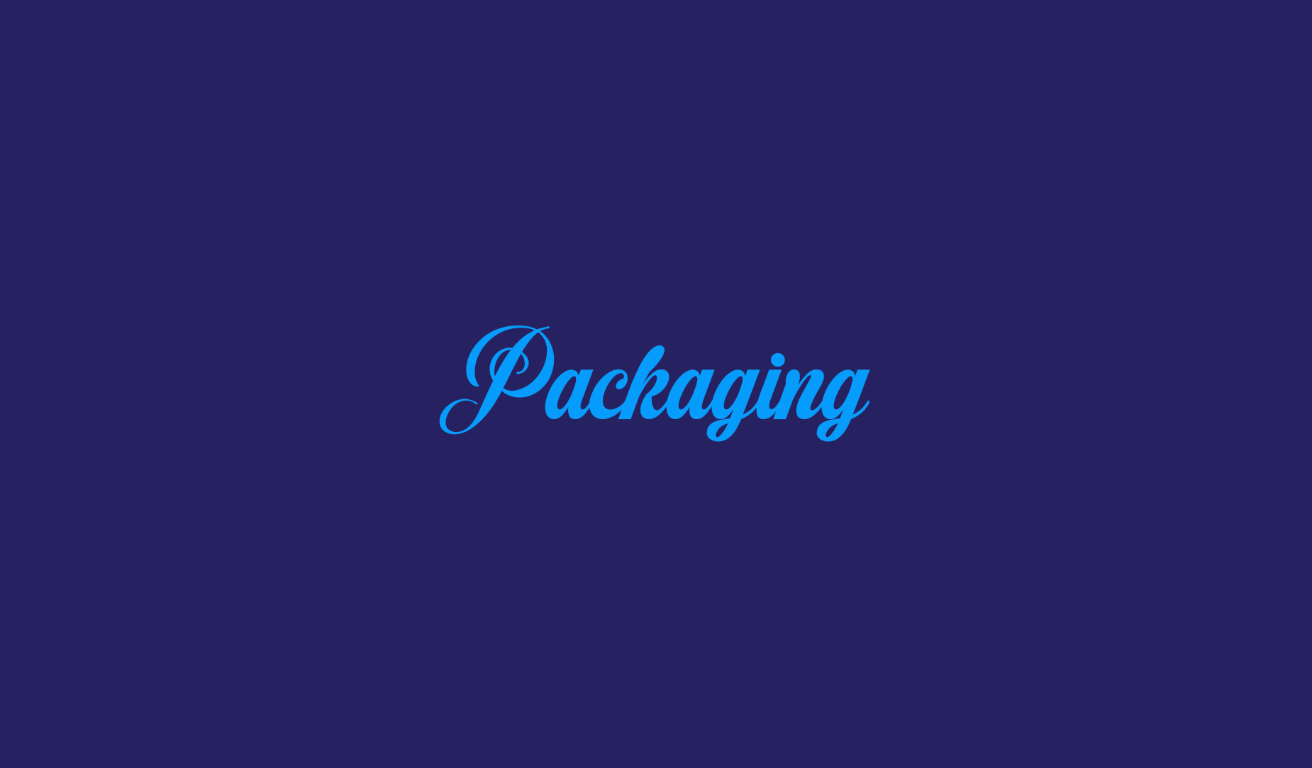 Packaging Design | Product Rendering